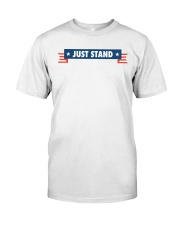 Just Stand Pro National Anthem Shirt Classic T-Shirt tile