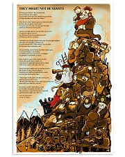 They Might Not Be Giants poem poster 11x17 Poster front