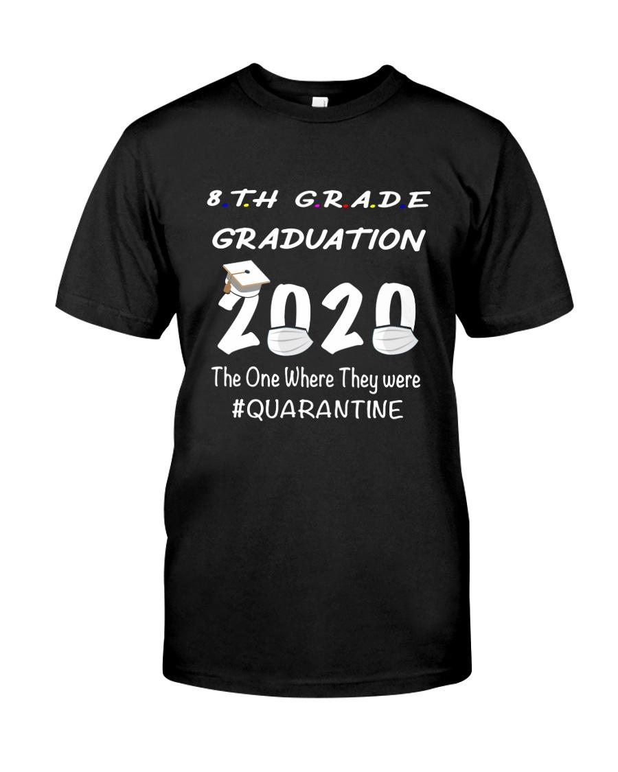 8TH GRADE Graduation 2020 Classic T-Shirt