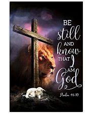 GOD 11x17 Poster front