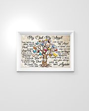 My Dad My Angel 24x16 Poster poster-landscape-24x16-lifestyle-02