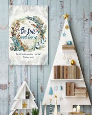 Be Still 11x17 Poster lifestyle-holiday-poster-2