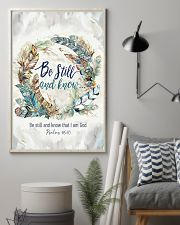 Be Still 11x17 Poster lifestyle-poster-1