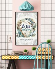 Be Still 11x17 Poster lifestyle-poster-6