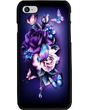 Flower Phone Case i-phone-8-case