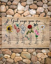 God Say You Are 17x11 Poster poster-landscape-17x11-lifestyle-15