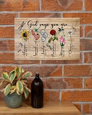 God Say You Are 17x11 Poster poster-landscape-17x11-lifestyle-23