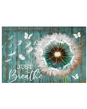 Just Breathe 24x16 Poster front