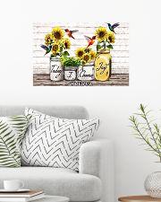 Today I Choose Joy 24x16 Poster poster-landscape-24x16-lifestyle-01