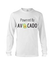 Powered By Avocado Long Sleeve Tee thumbnail