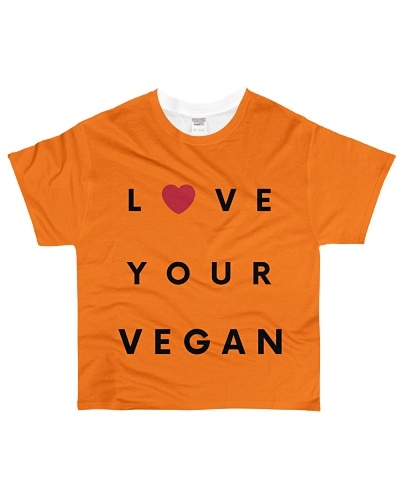 Love Your Vegan