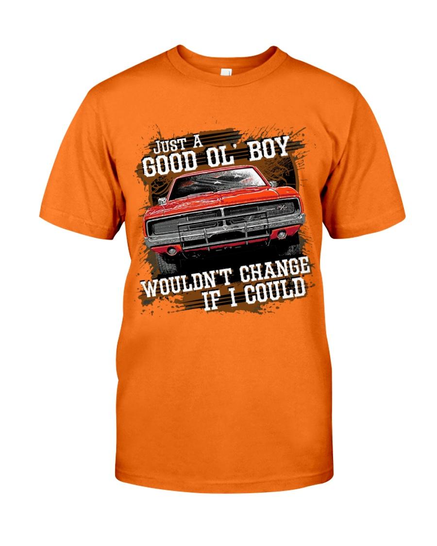 Duke - Just a Good OL' Boy 02 Classic T-Shirt