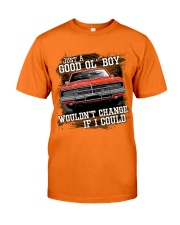 Duke - Just a Good OL' Boy 02 Classic T-Shirt front