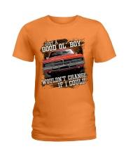 Duke - Just a Good OL' Boy 02 Ladies T-Shirt thumbnail