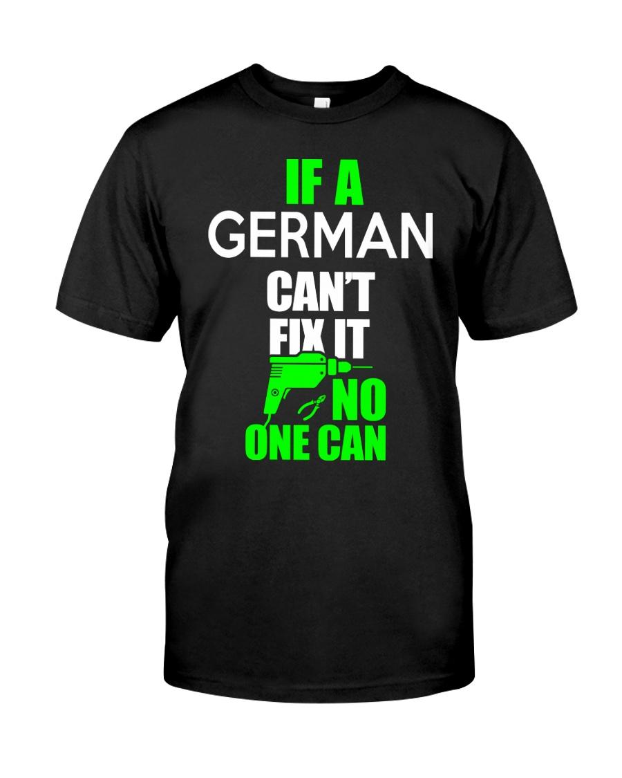 GERMAN FUNNY  Classic T-Shirt