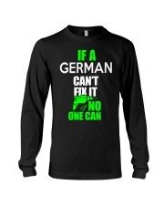 GERMAN FUNNY  Long Sleeve Tee thumbnail