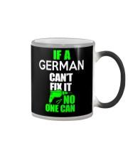 GERMAN FUNNY  Color Changing Mug thumbnail