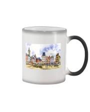 GERMANY VINTAGE TRAVEL POSTER Color Changing Mug thumbnail