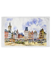 GERMANY VINTAGE TRAVEL POSTER Woven Rug - 3' x 2' thumbnail