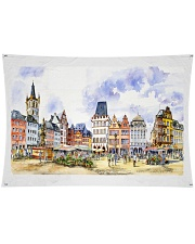 """GERMANY VINTAGE TRAVEL POSTER Wall Tapestry - 36"""" x 26"""" thumbnail"""