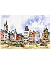 GERMANY VINTAGE TRAVEL POSTER Rectangle Cutting Board thumbnail