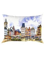 GERMANY VINTAGE TRAVEL POSTER Rectangular Pillowcase thumbnail