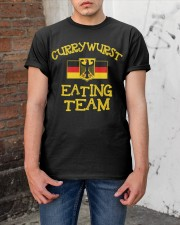 CURRY EATING TEAM Classic T-Shirt apparel-classic-tshirt-lifestyle-31