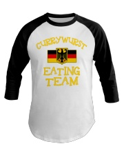 CURRY EATING TEAM Baseball Tee thumbnail