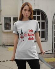 GERMAN I LOVE YOU Classic T-Shirt apparel-classic-tshirt-lifestyle-19