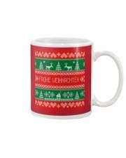 FROHE WEIHNACHTEN GERMAN CHRISTMAS Mug thumbnail