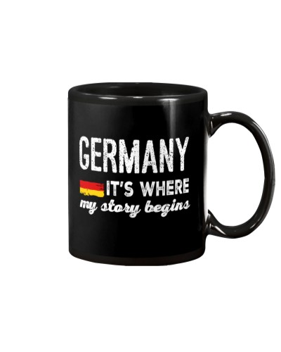 GERMAN STORY