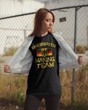 SAUERBRATEN MAKING TEAM Classic T-Shirt apparel-classic-tshirt-lifestyle-07