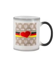 GERMANY LOVE Color Changing Mug thumbnail