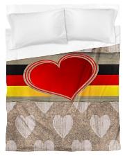GERMANY LOVE Duvet Cover - Twin thumbnail