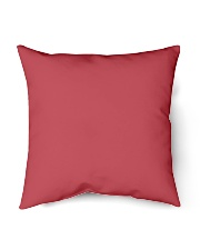 """GERMANY LOVE Indoor Pillow - 16"""" x 16"""" back"""