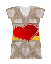 GERMANY LOVE All-over Dress thumbnail