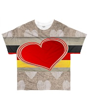 GERMANY LOVE All-over T-Shirt thumbnail