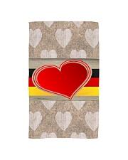 GERMANY LOVE Hand Towel thumbnail