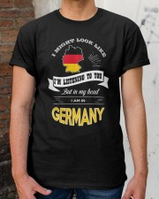 I AM IN GERMANY Classic T-Shirt apparel-classic-tshirt-lifestyle-30