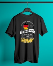I AM IN GERMANY Classic T-Shirt lifestyle-mens-crewneck-front-3