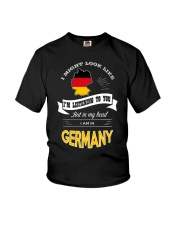 I AM IN GERMANY Youth T-Shirt thumbnail