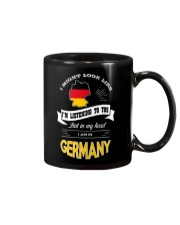 I AM IN GERMANY Mug thumbnail