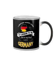 I AM IN GERMANY Color Changing Mug thumbnail