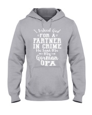 OPA FUNNY PARTNER IN CRIME Hooded Sweatshirt thumbnail