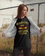 SCHNITZEL MAKING TEAM Classic T-Shirt apparel-classic-tshirt-lifestyle-07