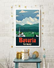 GERMANY BAVARIA VINTAGE 11x17 Poster lifestyle-holiday-poster-3