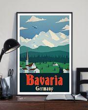 GERMANY BAVARIA VINTAGE 11x17 Poster lifestyle-poster-2