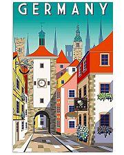 GERMANY VINTAGE BIER UND WURST 11x17 Poster front