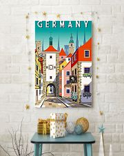 GERMANY VINTAGE BIER UND WURST 11x17 Poster lifestyle-holiday-poster-3