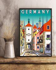 GERMANY VINTAGE BIER UND WURST 11x17 Poster lifestyle-poster-3